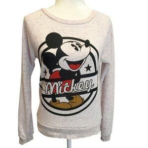 Disney Mickey Mouse Sweatshirt Size M